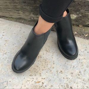 Shoes - WOMEN BOOTIES chunky heel